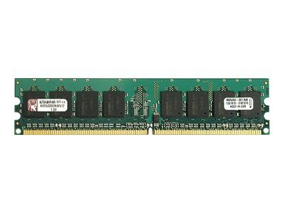 Kingston ValueRAM - DDR2 - 1 GB - DIMM 240-PIN - 667 MHz / PC2-5300 - CL5