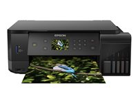 Epson EcoTank ET-7700 A4, Automatic Duplex, 5760 x 1440DPI, CIS scan 1200 x 2400DPI, USB, Ethernet, Wi-Fi, 390 x 341 x 138mm, 8kg ** End-User Free 3 Years Extended Printer Warranty Worth £250 redeemable valid between 1st July 2019 until 31st December 2019 via www.epson.co.uk/printerwarranty or www.epson.ie/printerwarranty. Claims must be submitted within 30 days of purchasing the produc product **
