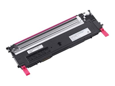 Dell D593K - magenta - original - toner cartridge