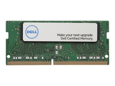 Dell - DDR4 - module - 4 GB - DIMM 288-pin - unbuffered