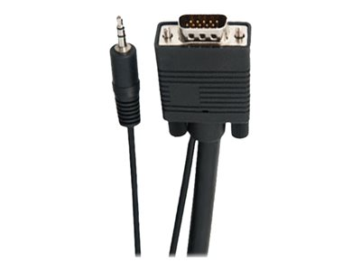 Link Depot Slim VGA / audio cable