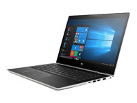 "HP ProBook x360 440 G1 - Flip design - Core i5 8250U / 1.6 GHz - Win 10 Home 64-bit - 8 GB RAM - 256 GB SSD NVMe, HP Value - 14"" IPS touchscreen 1920 x 1080 (Full HD) - UHD Graphics 620 - Wi-Fi, Bluetooth - kbd: UK"