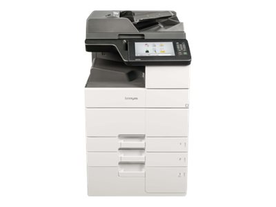 Lexmark MX912dxe Multifunction printer B/W laser 11.7 in x 17 in (original)
