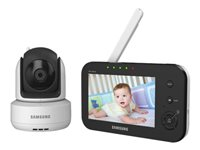 Samsung Techwin BrilliantVIEW SEW-3041W - Baby monitoring system