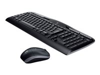 Logitech Wireless Combo MK330 - Tastatur-und-Maus-Set