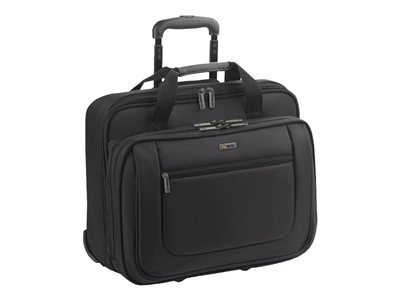 SOLO Classic Rolling Case PT136 Notebook carrying case 17.3INCH black