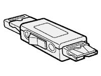 Plantronics - Mute switch - for Plantronics P10; DuoPro; DuoSet; Encore; Mirage; StarSet; Supra; TriStar