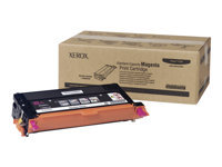 Xerox Phaser 6180 - Magenta - original - toner cartridge - for Phaser 6180DN, 6180MFP/D, 6180MFP/N, 6180N