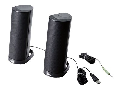 Dell TDSourcing AX210 - speakers - for PC