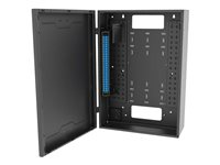 Legrand Zero RU Patch Panel Mounting Kit for Vertical Wall-Mount Cabinet