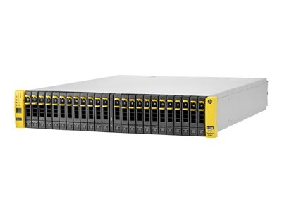 HPE 3PAR StoreServ 7440c 2-node Storage Base for Storage Centric Rack Hard drive array