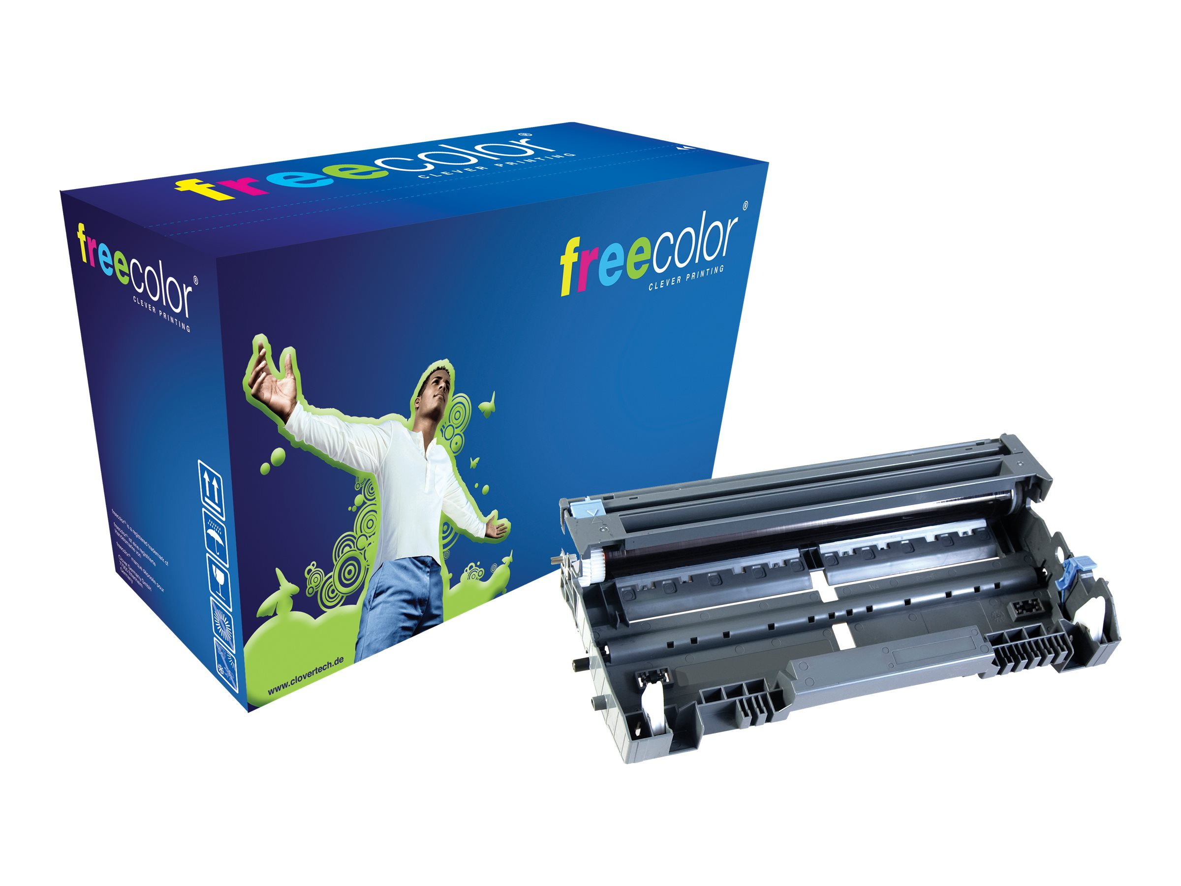 freecolor - 1 - Trommel-Kit (Alternative zu: Brother DR3100) - für Brother DCP-8060, 8065, HL-5240, 5250, 5270, 5280, MFC-8460, 8860, 8870