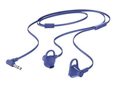 HP 150 - Headset - ear-bud - wired - Marine Blue - for OMEN