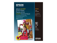 Epson Paper/Value Glossy Photo A4 50sh, Paper/Value Glossy Photo