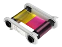 Evolis High Trust YMCKOK Color Ribbon - 1