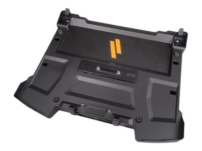 Havis DS-GTC-613-3 - triple pass-through connection (SMA connectors) - notebook vehicle mount cradle