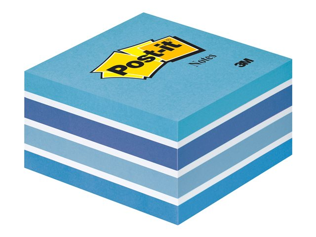 Image of Post-it 2028-B - cubic note block