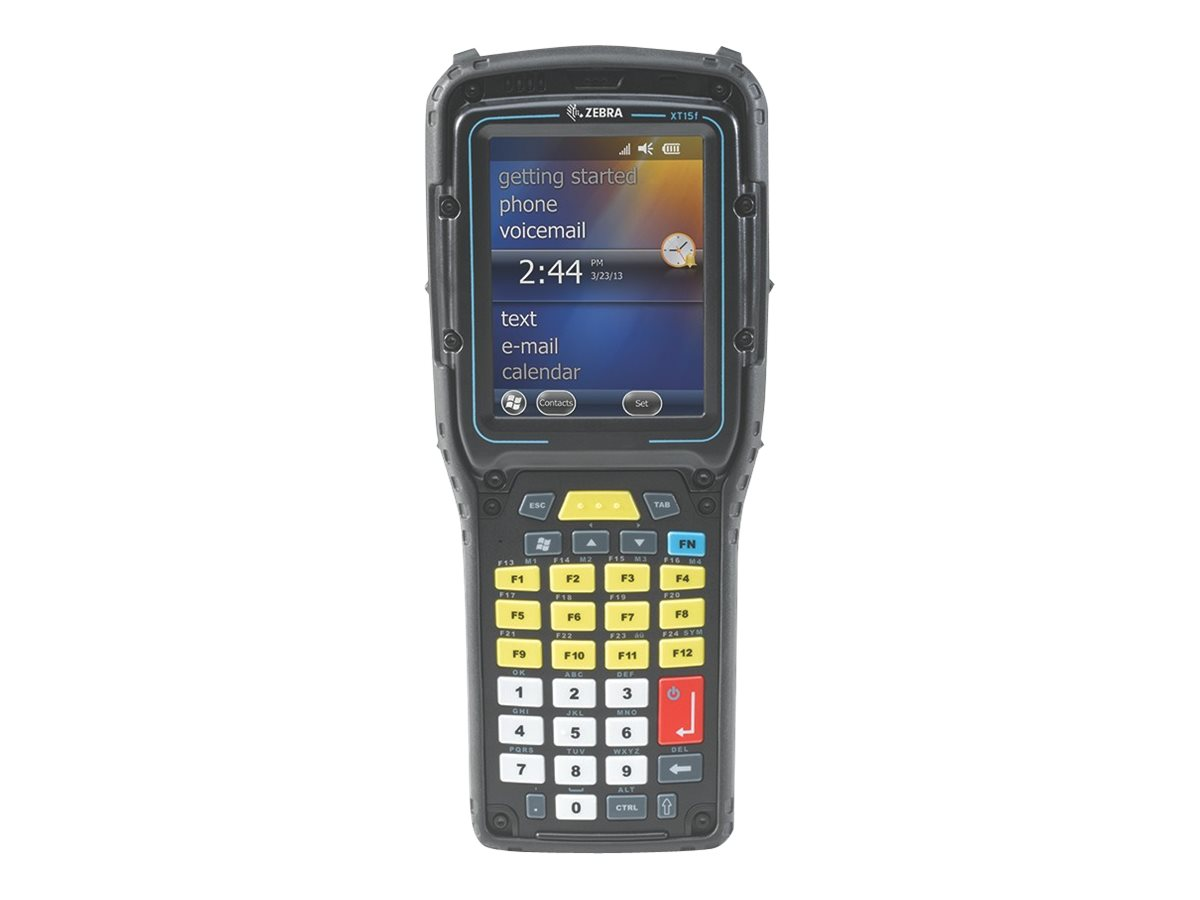 Zebra Omnii XT15 - data collection terminal - Win CE 6.0 - 1 GB - 3.7""