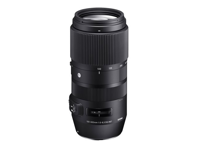 Sigma Contemporary telephoto zoom lens - 100 mm - 400 mm
