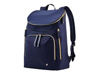 Samsonite Mobile Solution Deluxe Notebook carrying backpack 15.6INCH navy blue