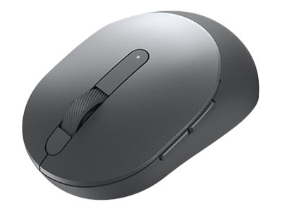 Dell Mobile Pro MS5120W - mouse - 2.4 GHz, Bluetooth 5.0 - titan gray