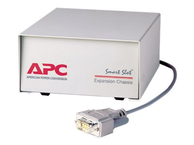 APC SmartSlot Expansion Chassis - system bus extender