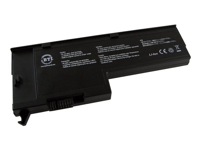 BTI - notebook battery - Li-Ion - 2600 mAh