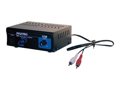 PylePro PCA1 Amplifier 30 Watt (total)