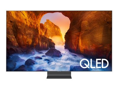 Samsung QN82Q90RAF 82INCH Diagonal Class (81.5INCH viewable) Q90 Series QLED TV Smart TV