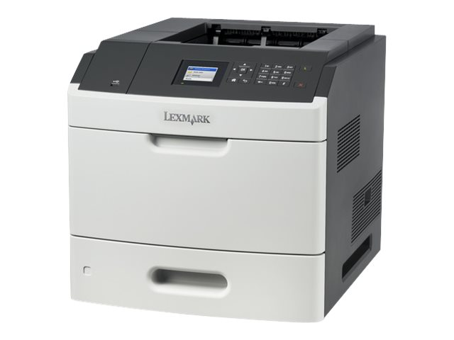 Lexmark MS810n - Drucker - monochrom - Laser - A4/Legal - 1200 x 1200 dpi