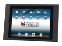 Premier Mounts IPM-100 Mounting component (frame) for tablet steel black