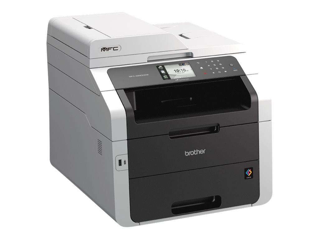 Brother MFC-9342CDW - Multifunktionsdrucker - Farbe - LED - Legal (216 x 356 mm) (Original) - A4/Legal (Medien)