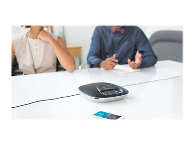 Logitech GROUP - Video conferencing kit - with Logitech Expansion Microphones