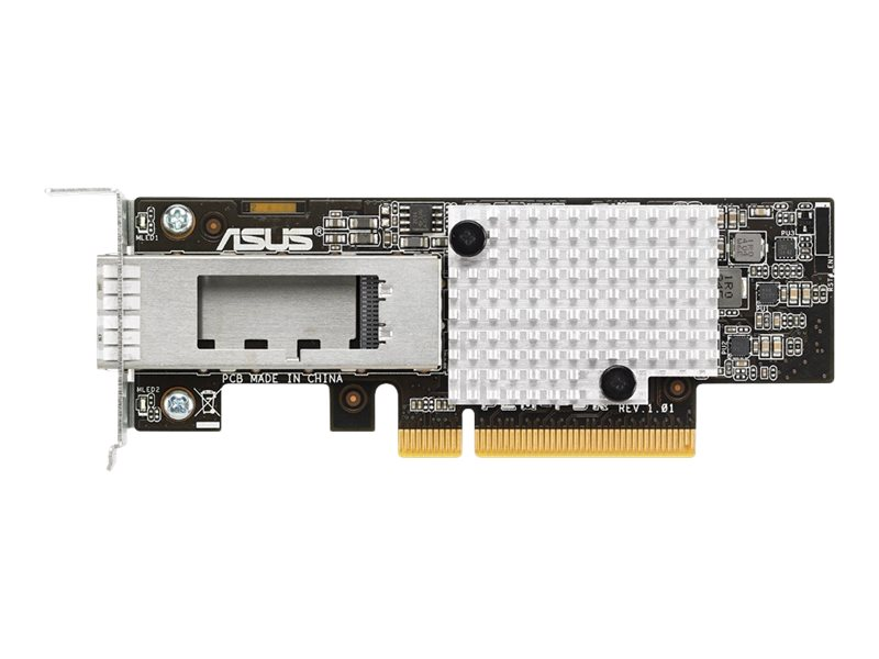 ASUS InfiniBand PEM-FDR Single-port, 56GbE, PCIe 3.0 x8 LP, QSFP