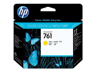 HP 761 - yellow - printhead