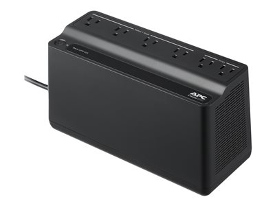 APC Back-UPS BE425M UPS AC 120 V 255 Watt 425 VA 1 x output connectors: 6 black