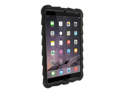 Gumdrop Hideaway Protective case for tablet rugged silicone black f