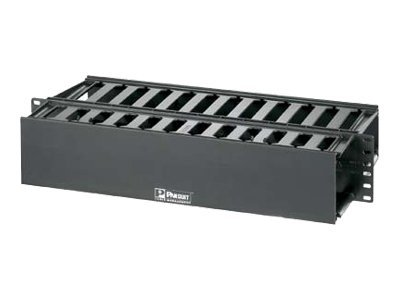 """Panduit PatchLink Horizontal Cable Manager - rack cable management kit (horizontal) - 2U - 19"""""""