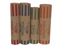 Royal Sovereign FSW-1008Q Coin wrapper kraft paper (pack of 1008)