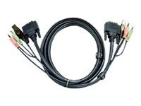 ATEN 2L-7D03UI - Video- / USB- / Audio-Kabel