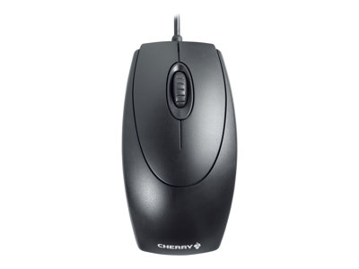CHERRY WheelMouse M-5450 - Mouse - optical - 3 buttons - wired - PS/2, USB - black