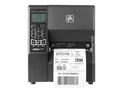 Zebra ZT230 Label printer thermal transfer Roll (4.5 in) 203 dpi up to 359.1 inch/min