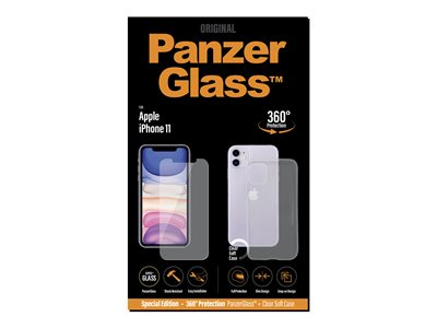 PanzerGlass Special Edition - 360° Protection Transparent