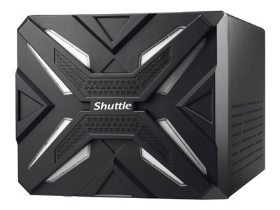 Shuttle XPC cube SZ270R9 Barebone mini PC LGA1151 Socket Intel Z270 GigE