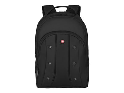 Wenger Upload Notebook carrying backpack 16INCH black