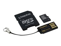 Kingston Multi-Kit / Mobility Kit microSDHC 32GB Class 10