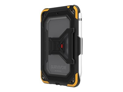 Griffin Survivor All-Terrain Protective case for tablet rugged gray, black