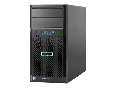 HPE ProLiant ML30 Gen9 Performance - tower - Xeon E3-1220V6 3 GHz - 8 GB - no HDD