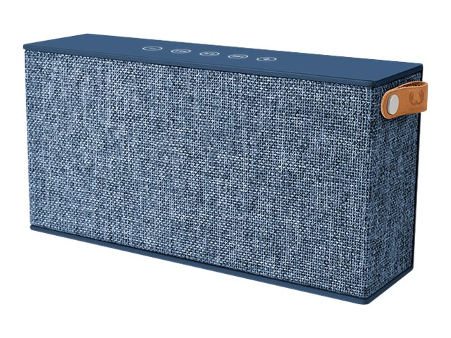 Fresh n Rebel Rockbox Chunk - Fabriq Edition - Lautsprecher - tragbar - drahtlos - Bluetooth