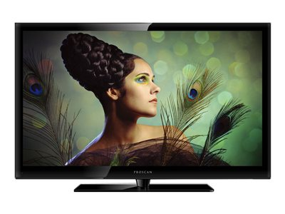 PROSCAN PLDV321300 32INCH Class LED TV with built-in DVD player 720p 1366 x 768